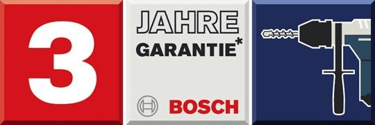 Bosch Garantieverlängerung